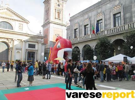 Articolo Varese Report